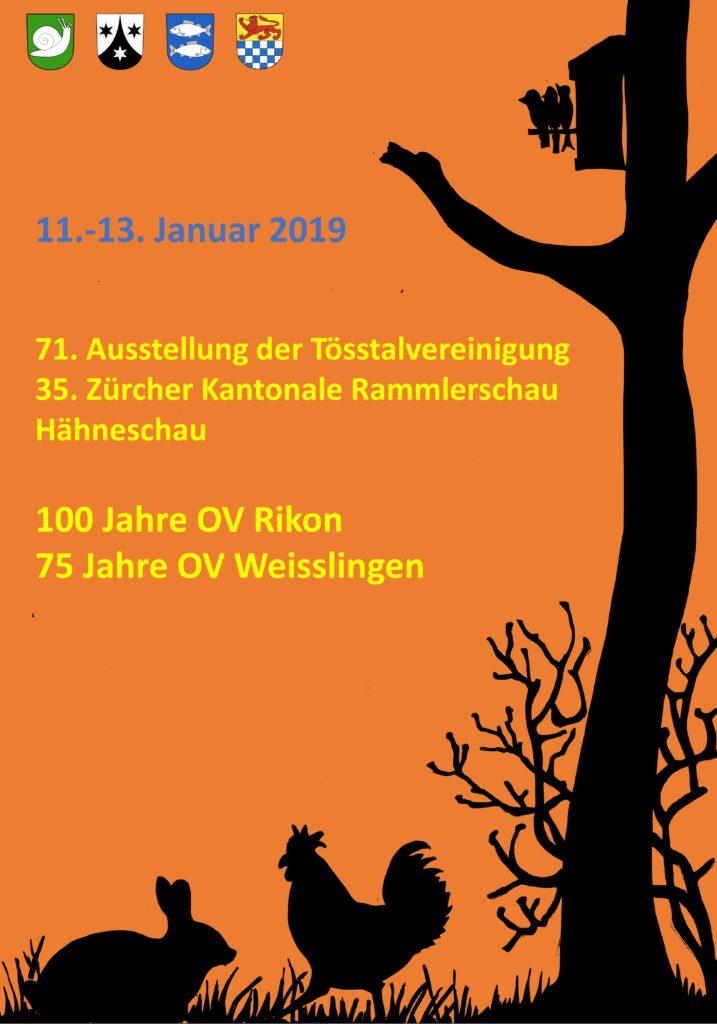 Flyer Jubiläumsausstellung 180412 Front
